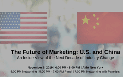 U.S. and China Marketing Forum at CKGSB Americas on the Future of Marketing