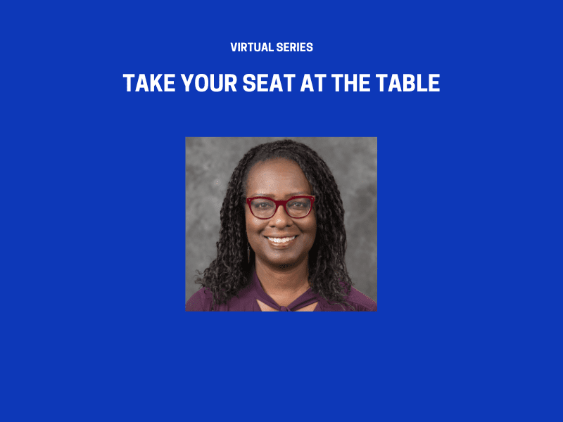 Leadership Development: Tips for Taking Your Seat at the Table